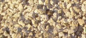Crushed Concrete Rock