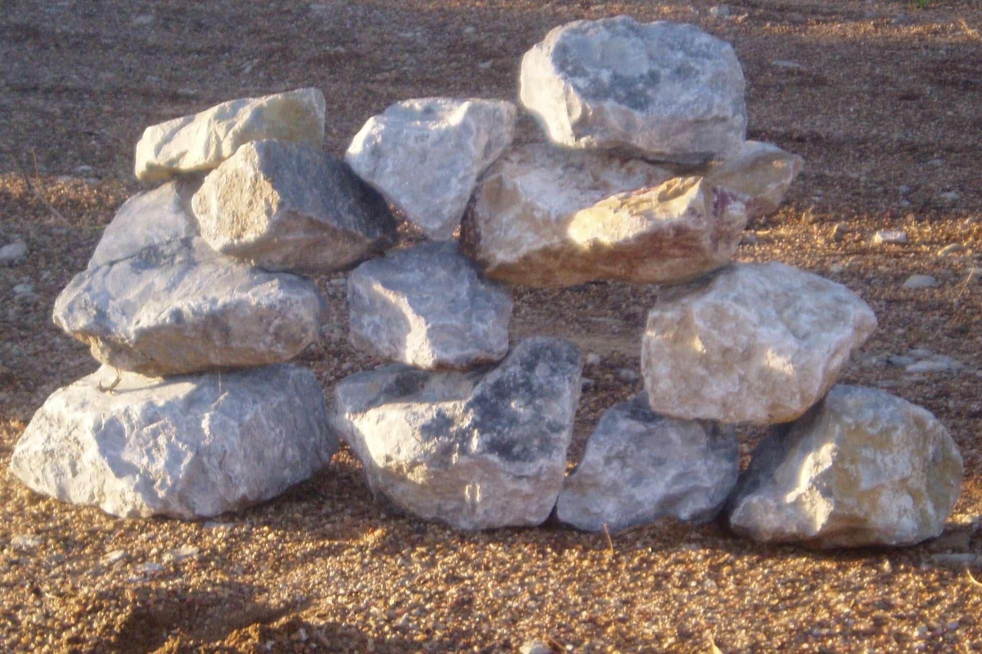 Crushed Stone, Crushed Rock, Rip Rap, Aggregate