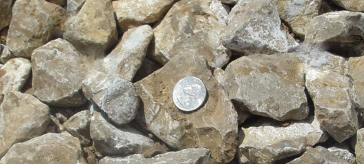 Crushed Stone Road Base Granite Rock Delivery Select