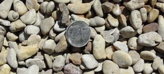 3/8 pea gravel