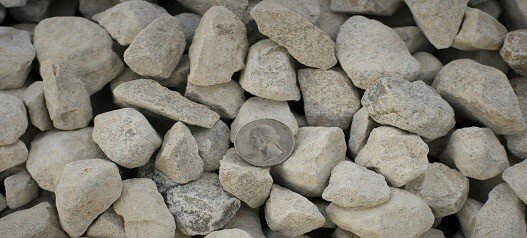 Crushed Stone Delivery : Crushed stone road base granite rock delivery select