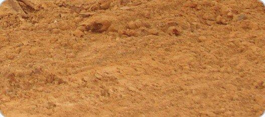 cushion sand