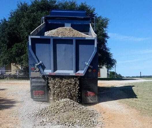 Roadbase Gravel Delivery Dallas Fort Worth