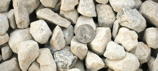Crushed Limestone Rock